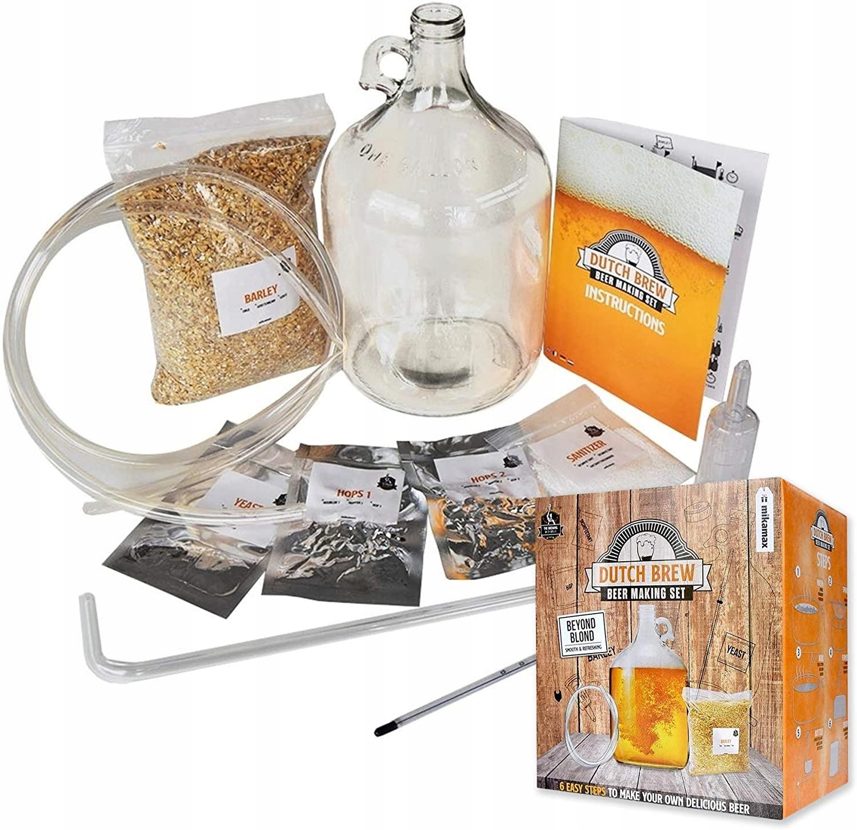 Набор для заваривания домашнего пива Duch Brew IPA