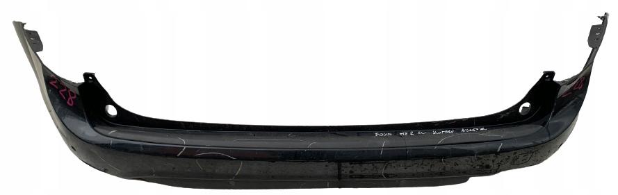 + бампер сзади задняя панель ford focus mk2 универсал lift pdc