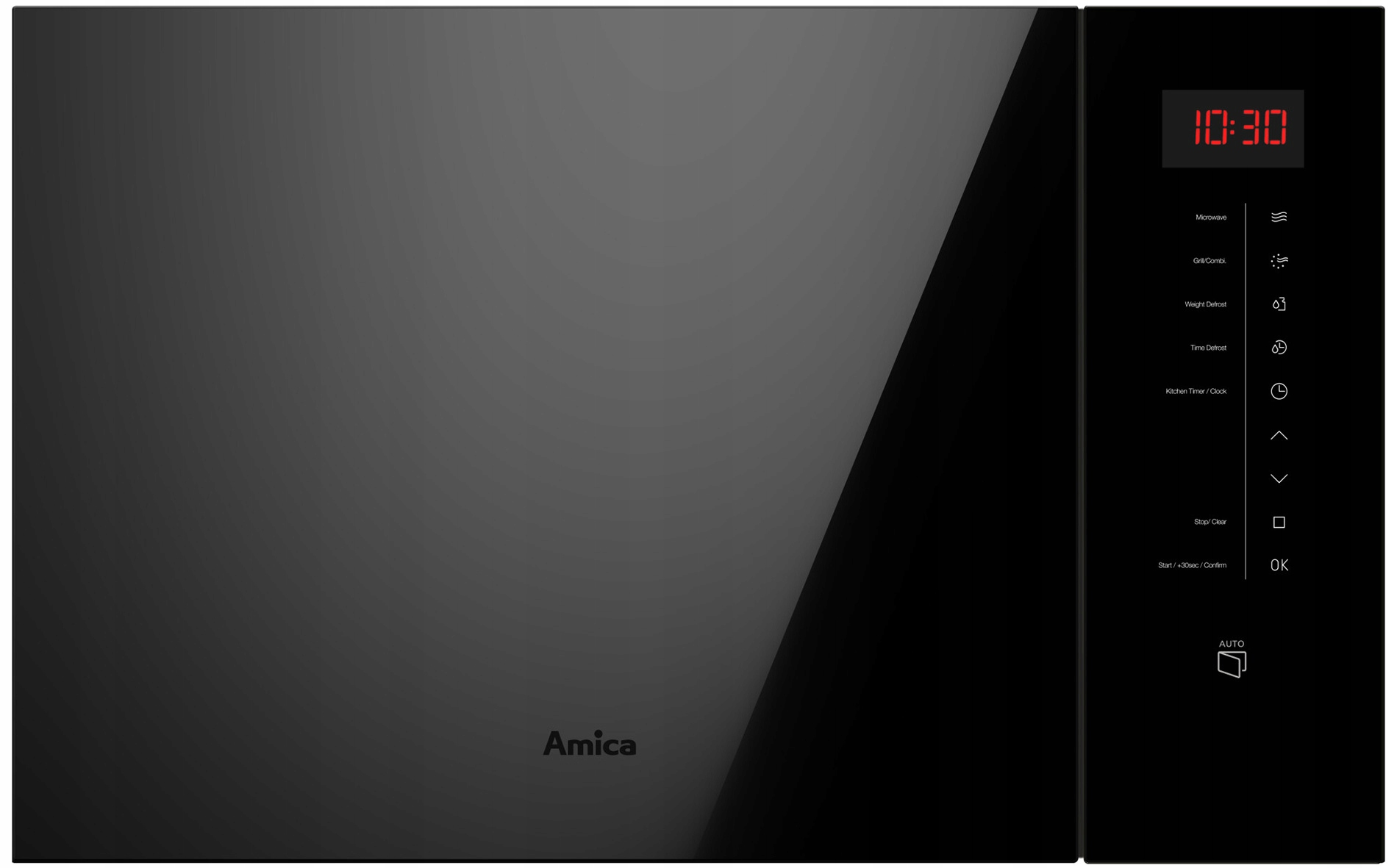 Микроволновая печь Amica AMMB 25E2SGVBQ-TYPE 25L
