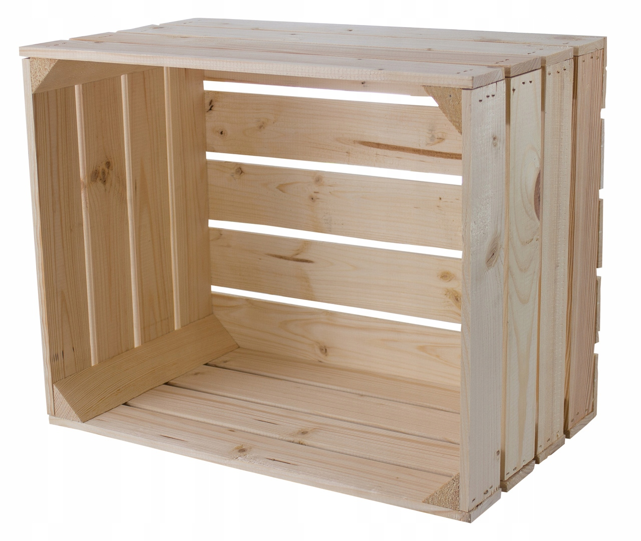 WOODEN BOX Клетка BOX для фруктов и овощей