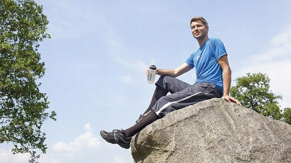 Opaska elastyczna na kolano kompresja medyczna 2st Waga produktu z opakowaniem jednostkowym 0.15 kg
