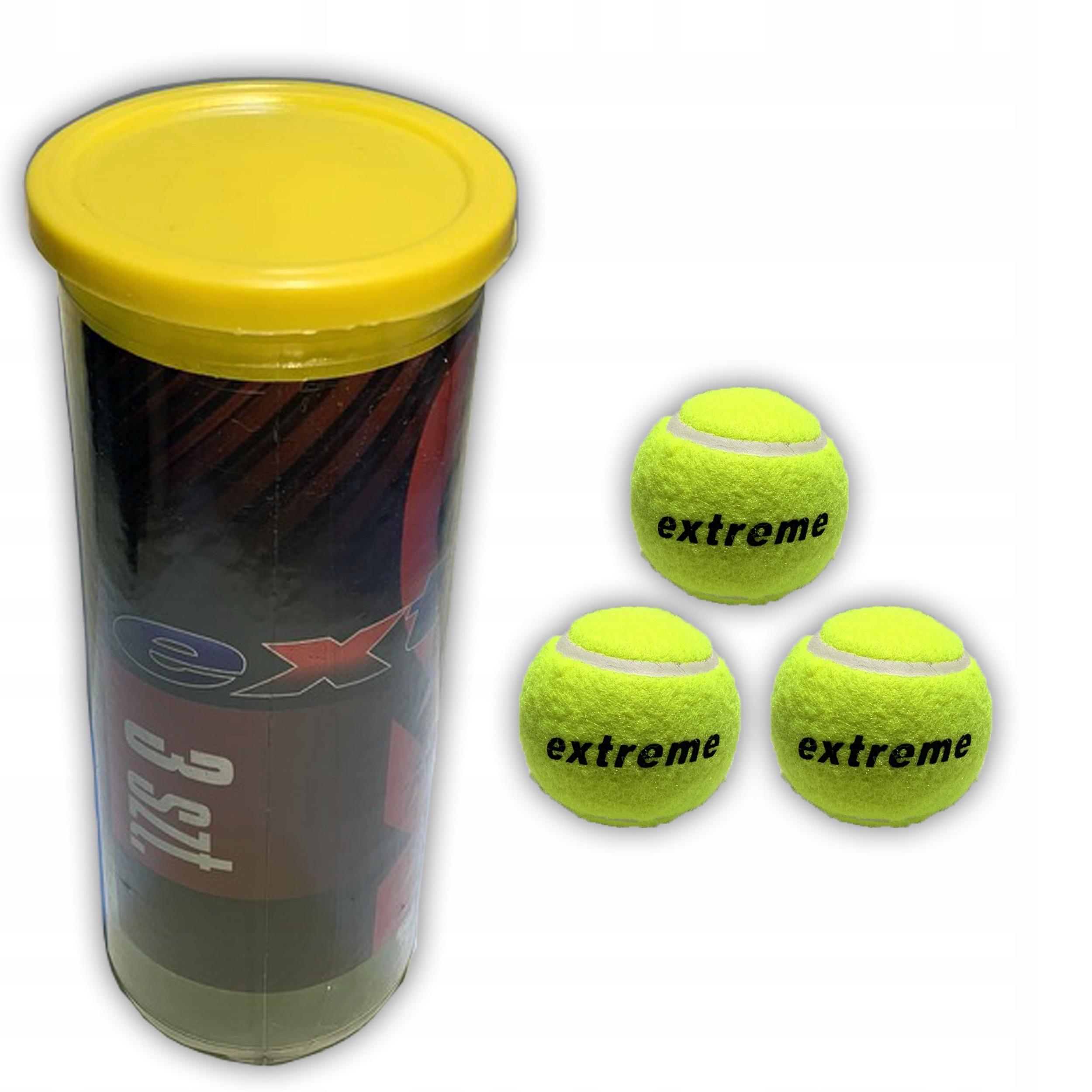 Купить шарика TENISOWE 3-считыватель ПЬЕСЫ СЕК МЯЧИКИ Теннис ziemny на Eurozakup - цены и фото - доставка из Польши и стран Европы в Украину.
