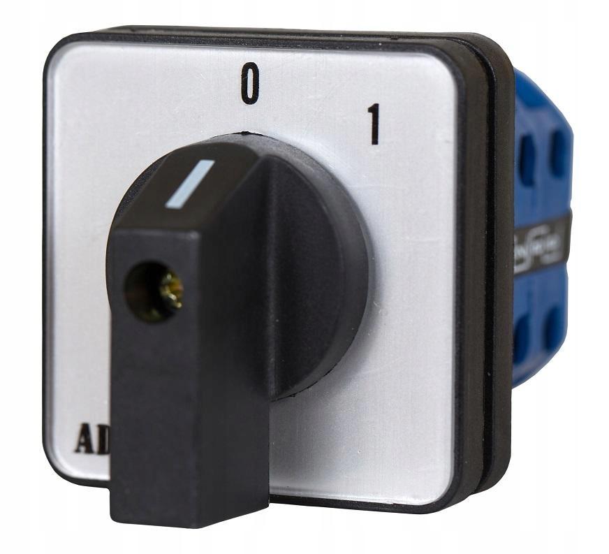 CAM Konektor 20A 0-1 1F IP65 Tablet