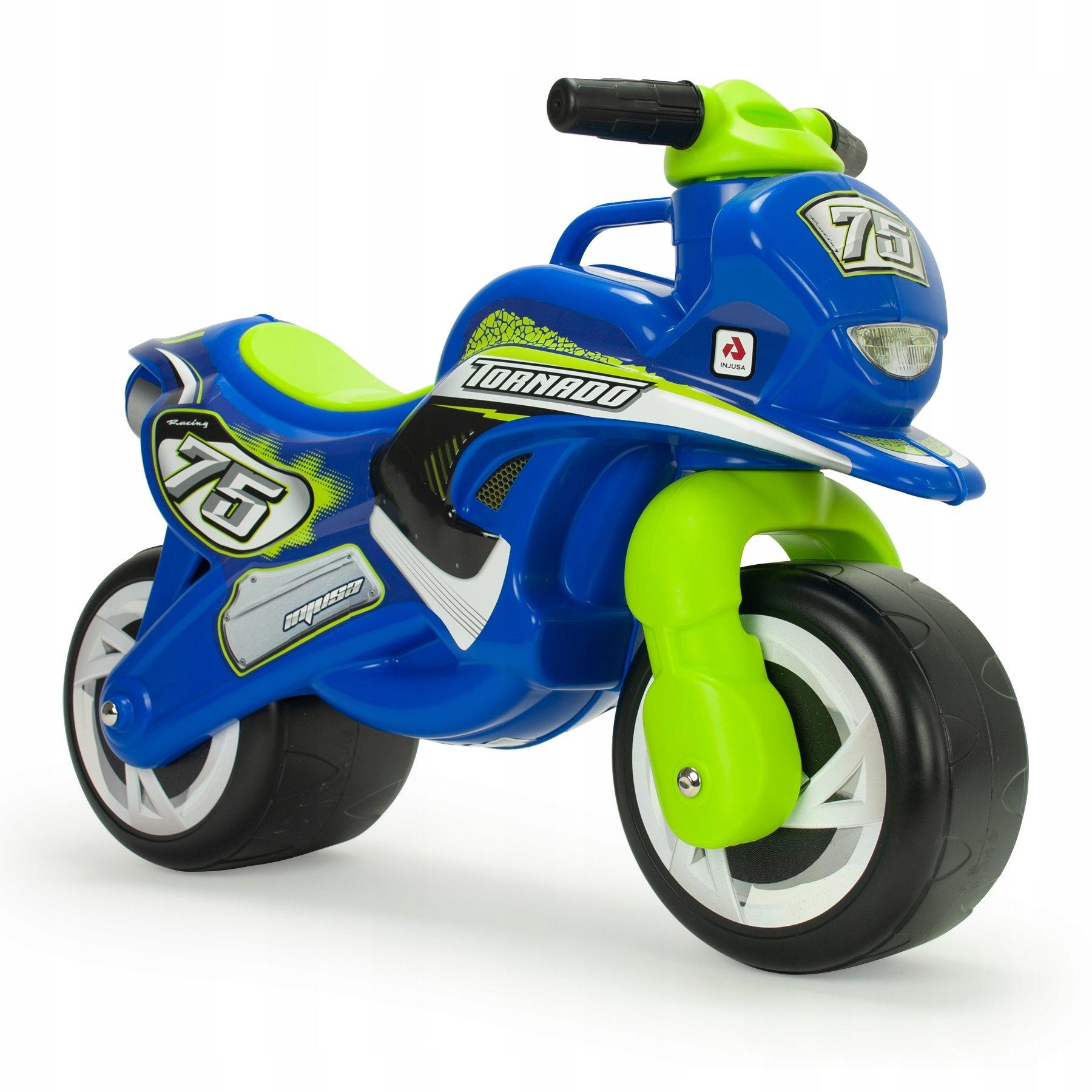 Motor Biegowy Jezdzik Dla Dzieci Odpychacz Injusa 9298506707 Allegro Pl