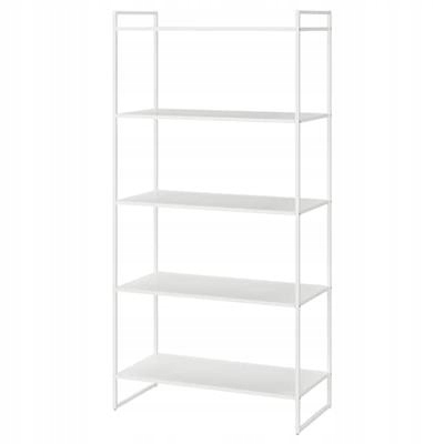 IKEA JONAXEL Stojan, biela, 80x38x160 cm