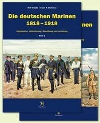Die Deutschen Marinen 1818-1918