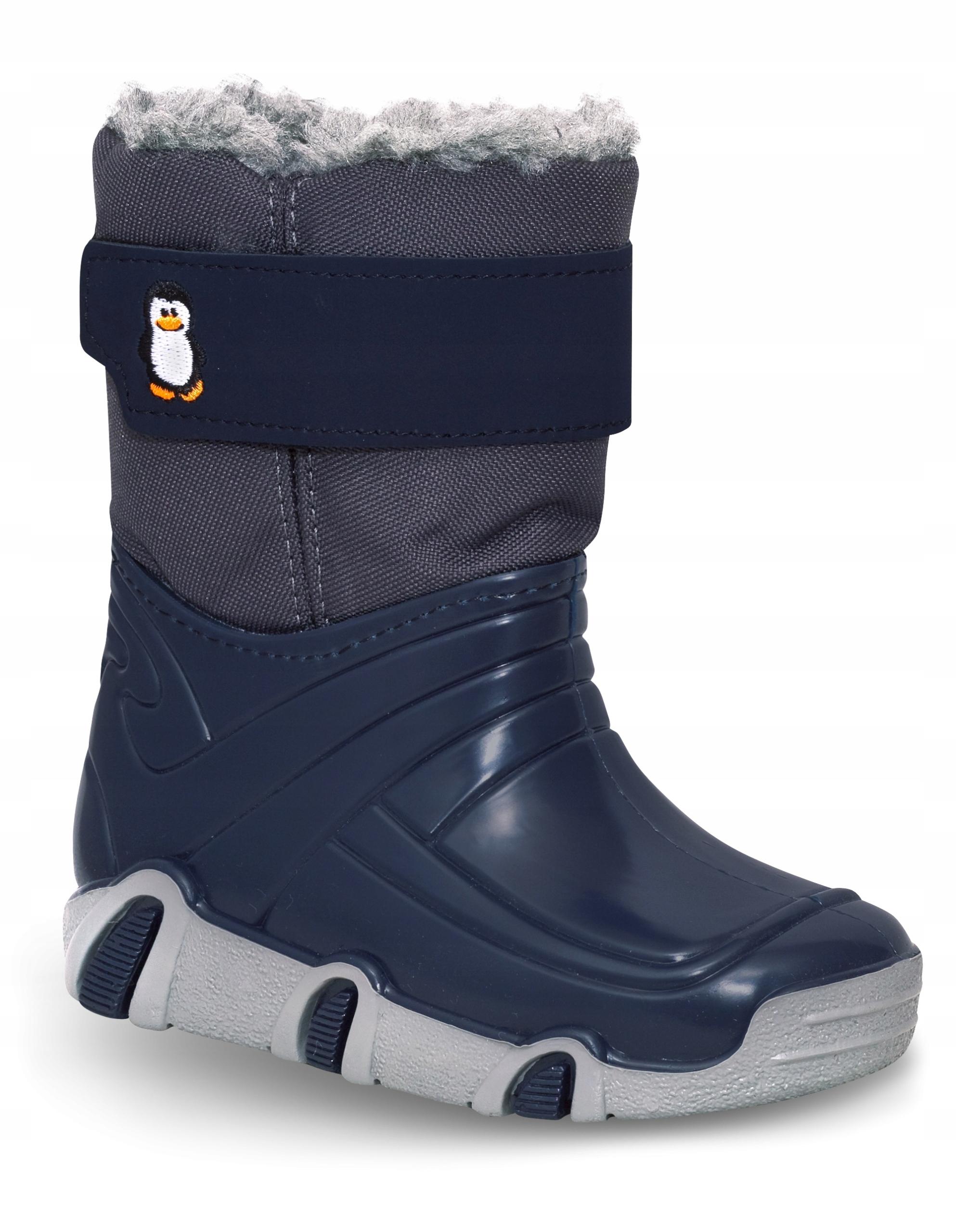 Детские зимние ботинки ZETPOL Winter 01 23/24