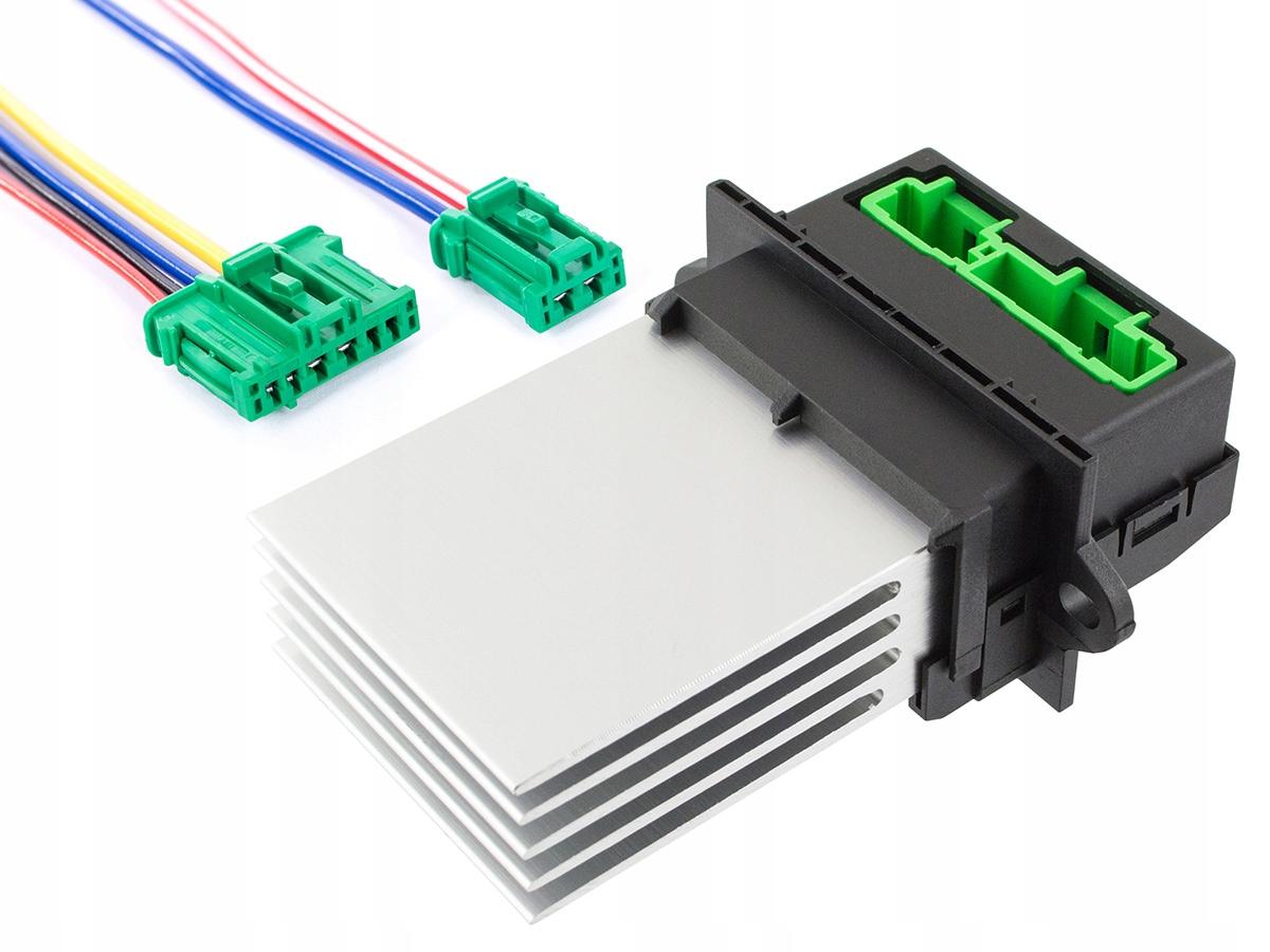 резистор резистор воздуходувки citroen peugeot renault