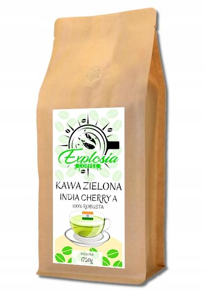 ЗЕЛЕНЫЙ молотый кофе CHERRY AA 1,75 кг ПОХУДЕНИЕ