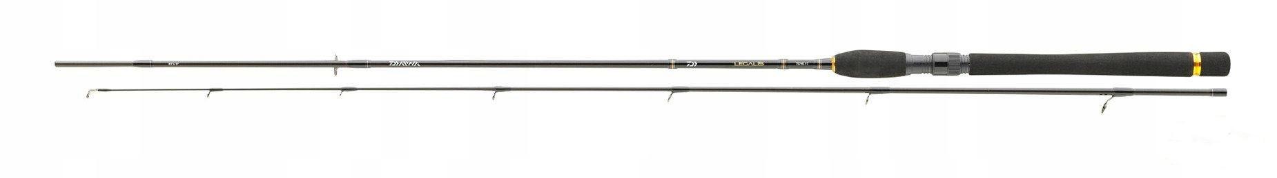 Tyč na Daiwa Legalis Ul Spin - 2.1 m 3-15 g