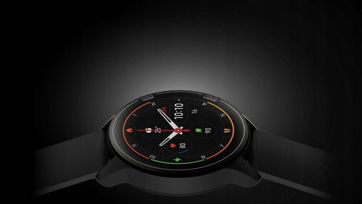 XIAOMI MI WATCH BLACK AMOLED - SMARTWATCH SpO2 Color negro