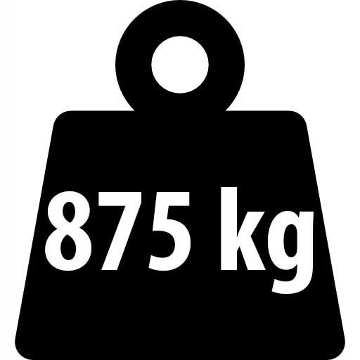 Regał metalowy magazynowy 180 x 90 x 40 Humberg Głębokość 40 cm