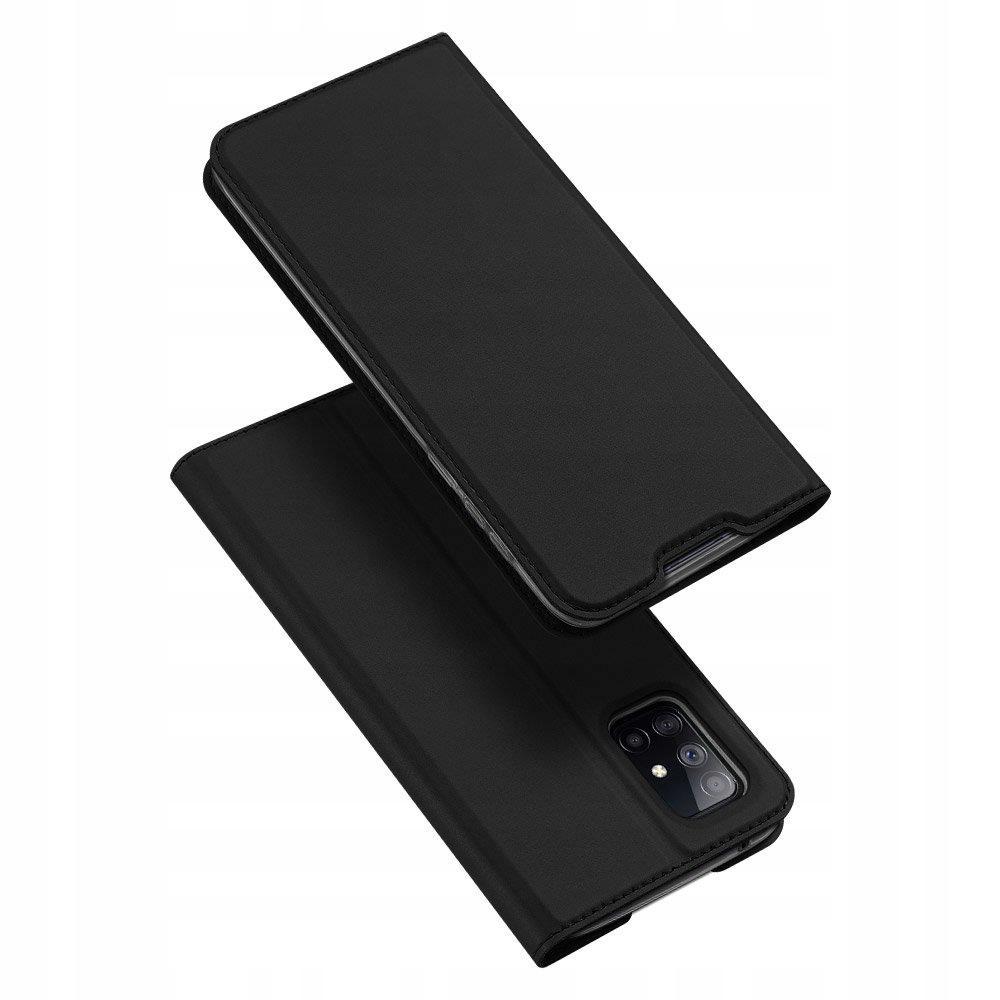 Etui DUXDUCIS do Samsung Galaxy S20 FE Czarny