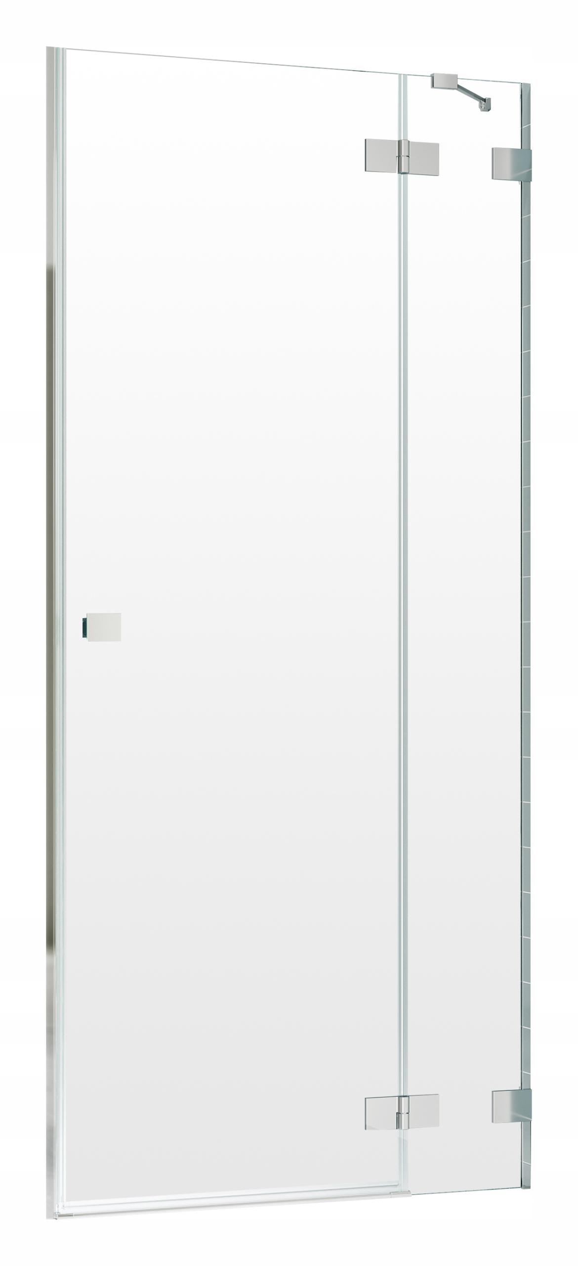 Dvere ESSENZA Pro DWJ 120x200 RADAWAY CHROM Pravé