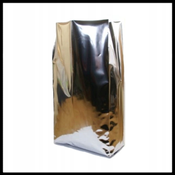 Пакет с серебряной фольгой 1 кг, 1 штука ATEST