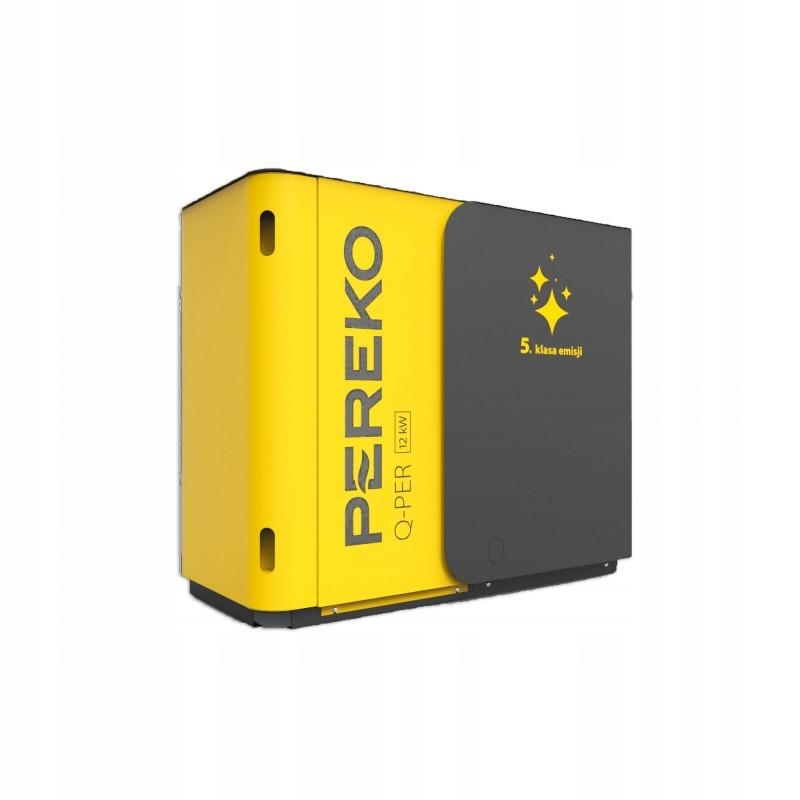 Kotol Q-PER PEREKO na ekologické hrachové uhlie s výkonom 12 kW