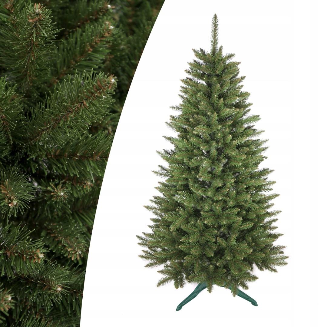Klasický vianočný stromček z umelého smreku 190 cm