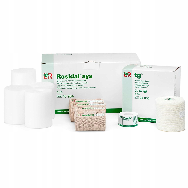 Rosidal sys system do leczenia uciskiem komplet