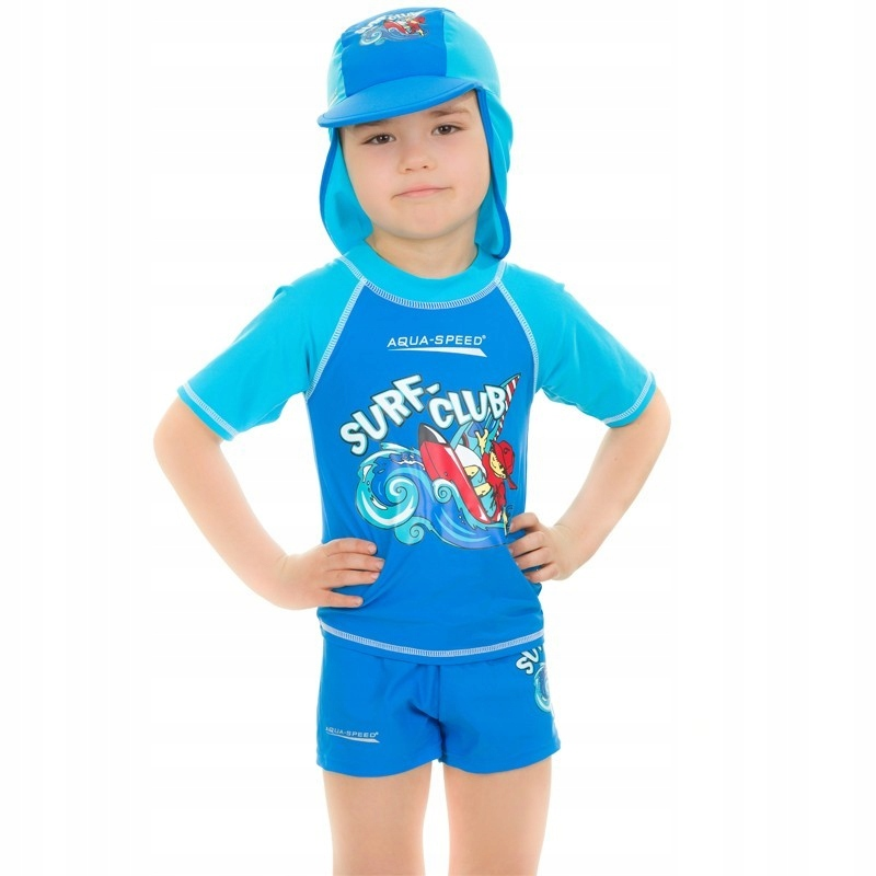 Купить Футболка детская пляжная SURF-CLUB Aqua-Speed 5 на Otpravka - цены и фото - доставка из Польши и стран Европы в Украину.