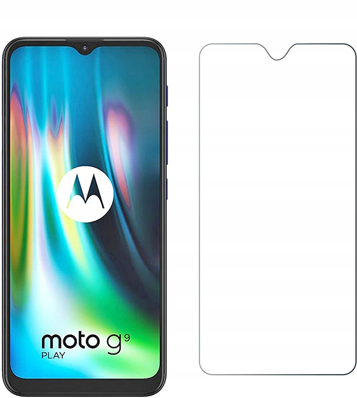 Etui Carbon + Szkło do Motorola G9 Play / E7 Plus Kod producenta Motorola Moto G9 Play / E7 Plus
