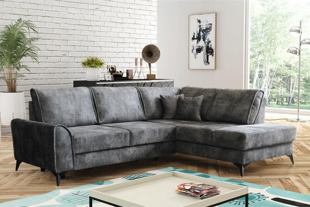 Раскладной угловой диван-кровать Cornea Enzo