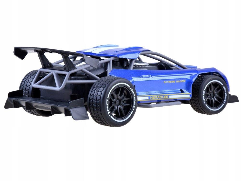 Szybkie METALOWE autko zdalnie sterowane RC0518 Płeć Chłopcy