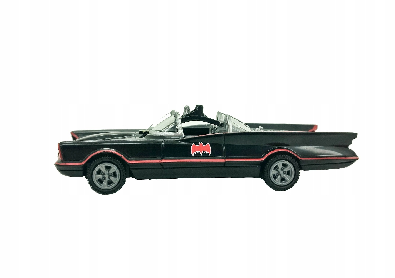 BATMOBILE MODEL 1966 ŚWIATŁO I DŹWIĘK ROAD RIPPERS EAN 011543606222
