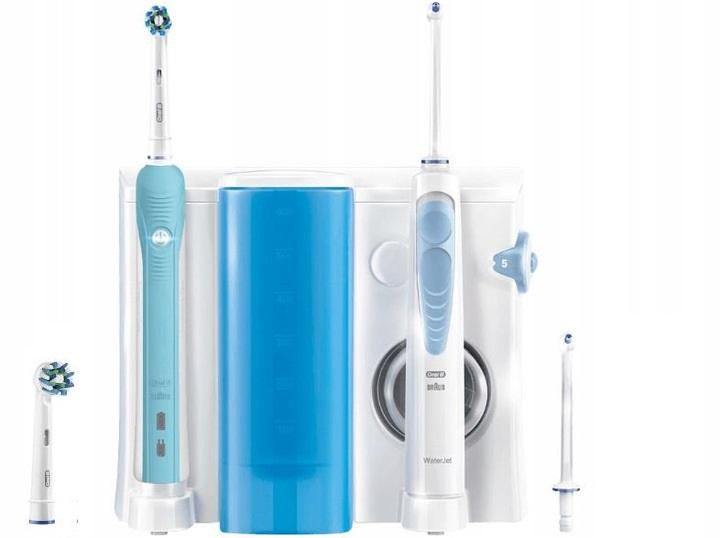 Центр здоровья полости рта Braun Oral b pro 700 IRYGATOR