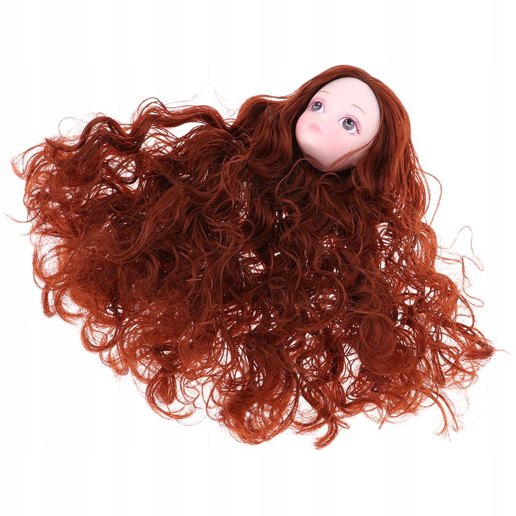 Купить Девушка Кукла Head Hair Brown на Otpravka - цены и фото - доставка из Польши и стран Европы в Украину.