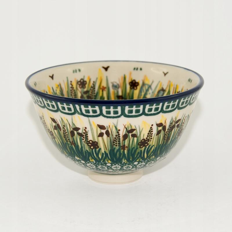 Чаша для риса Unikat ⌀10,5 см Ceramika Bolesławiec