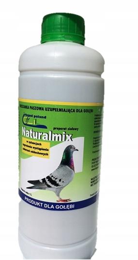 NATURALMIX 1л Травяной Ирбапол для дыхательной системы