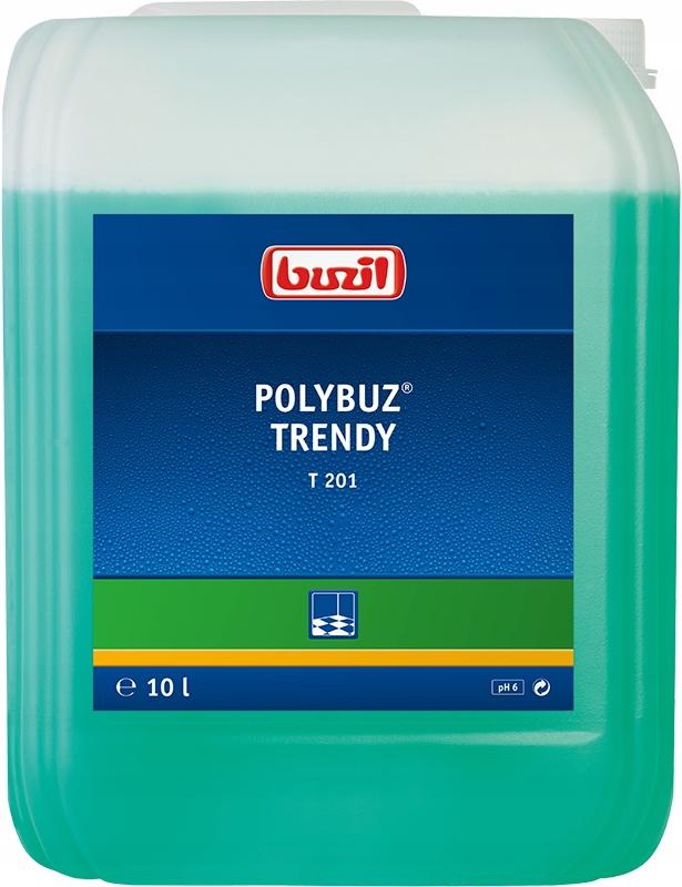 Полибуз Trendy T201 Buzil 10л Для глянцевых полов.