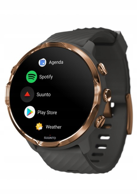 Умные часы Suunto 7 Graphite Copper с Google Pay