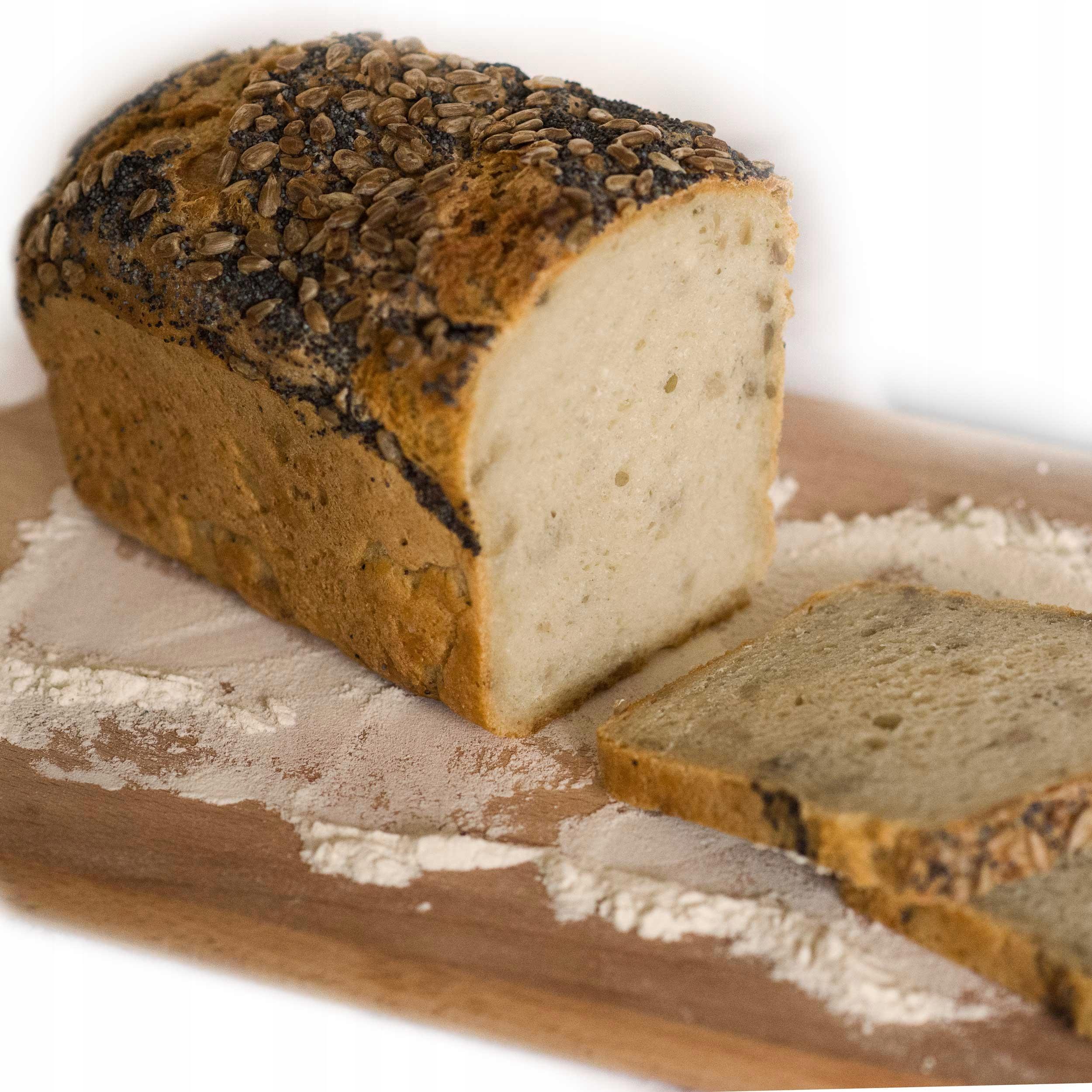 Домашний хлеб на закваске по-деревенски