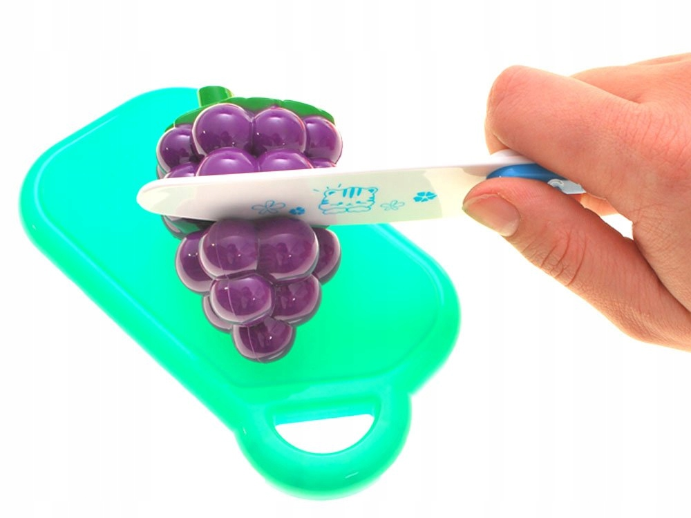 Owoce do krojenia + deska i nóż ZA1725 A Bohater inny