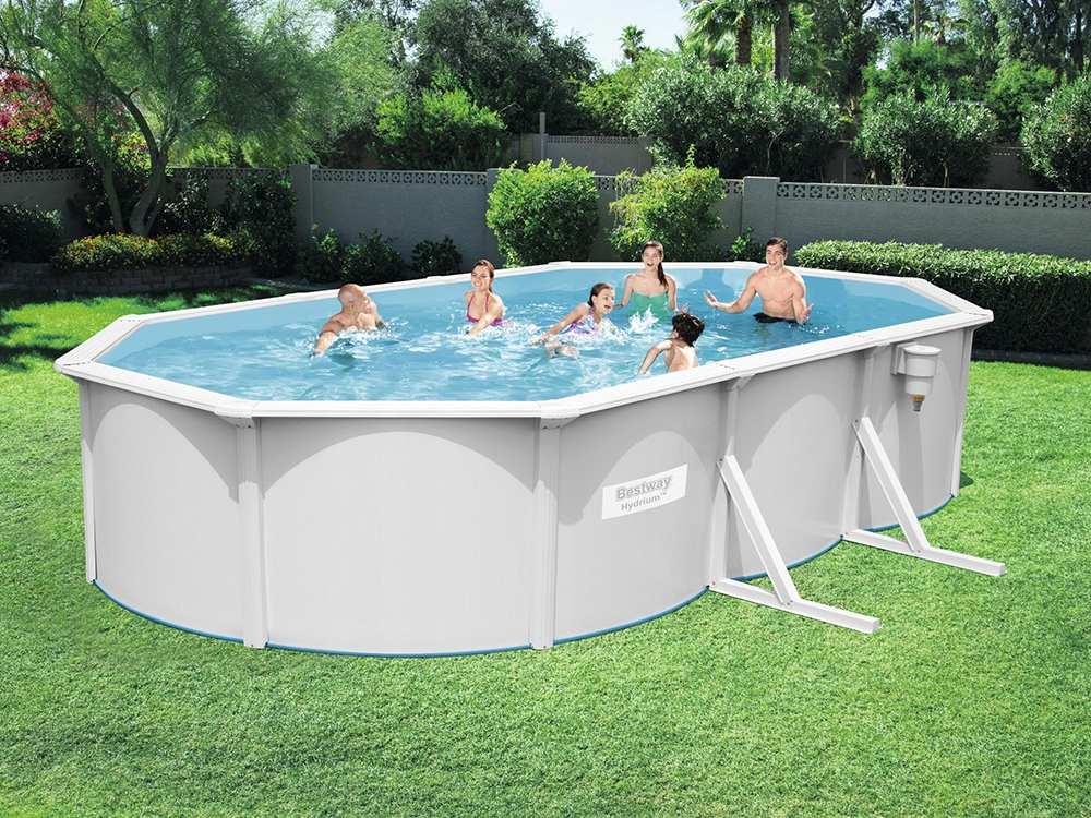 Záhradný bazén ROK 610x360 56369 HYDRIUM OVÁLNE BAZÉNY séria