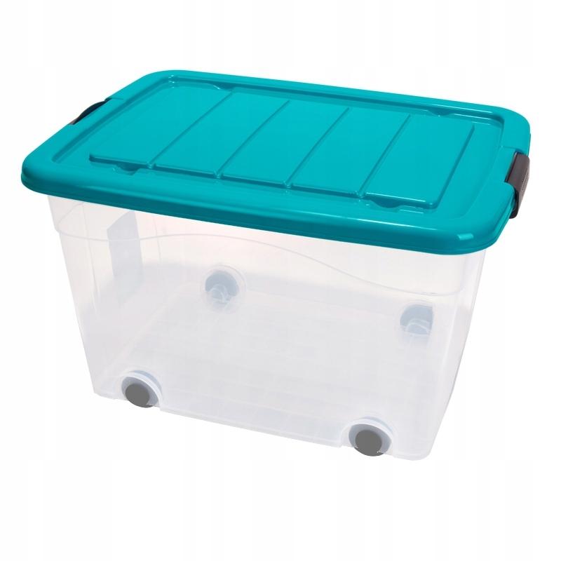 Контейнер, коробка, коробка корзина на игрушки 100L