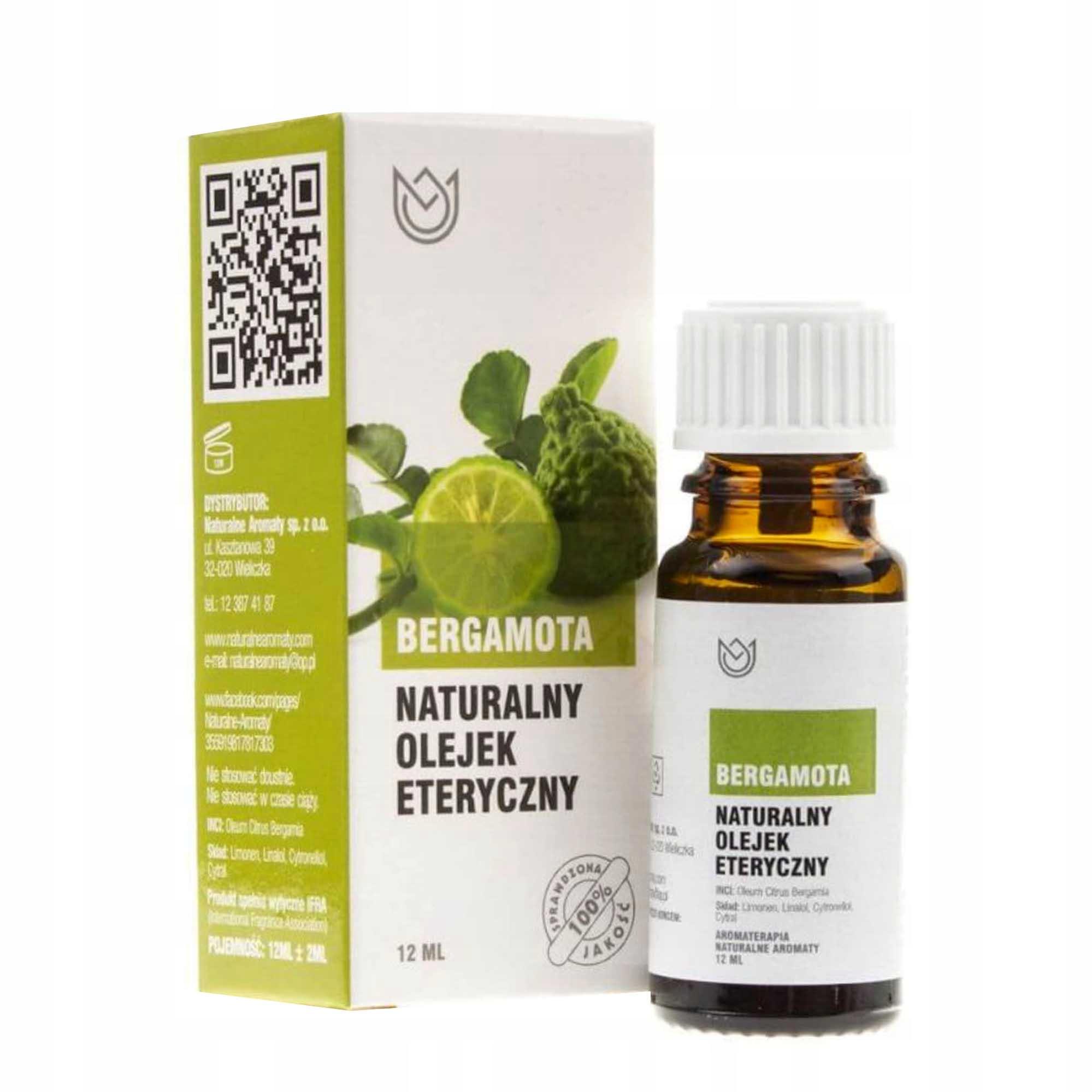 NATURALNE OLEJKI ETERYCZNE I ZAPACHOWE zestaw 9szt Producent Naturalne Aromaty