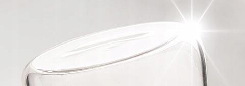 LOVI BUTELKA SZKLANA DIAMOND GLASS 250ML 3m+ EAN 5903407742045