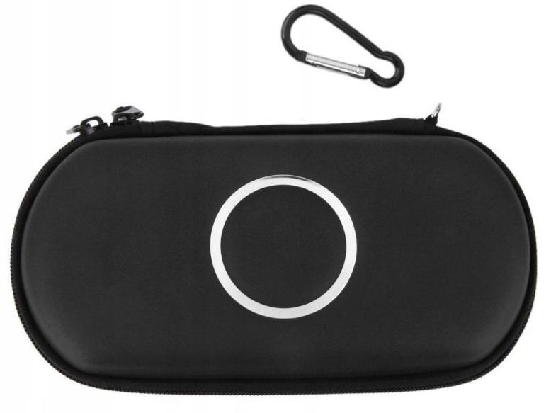 Pevný puzdro pre všetky PSP čierne