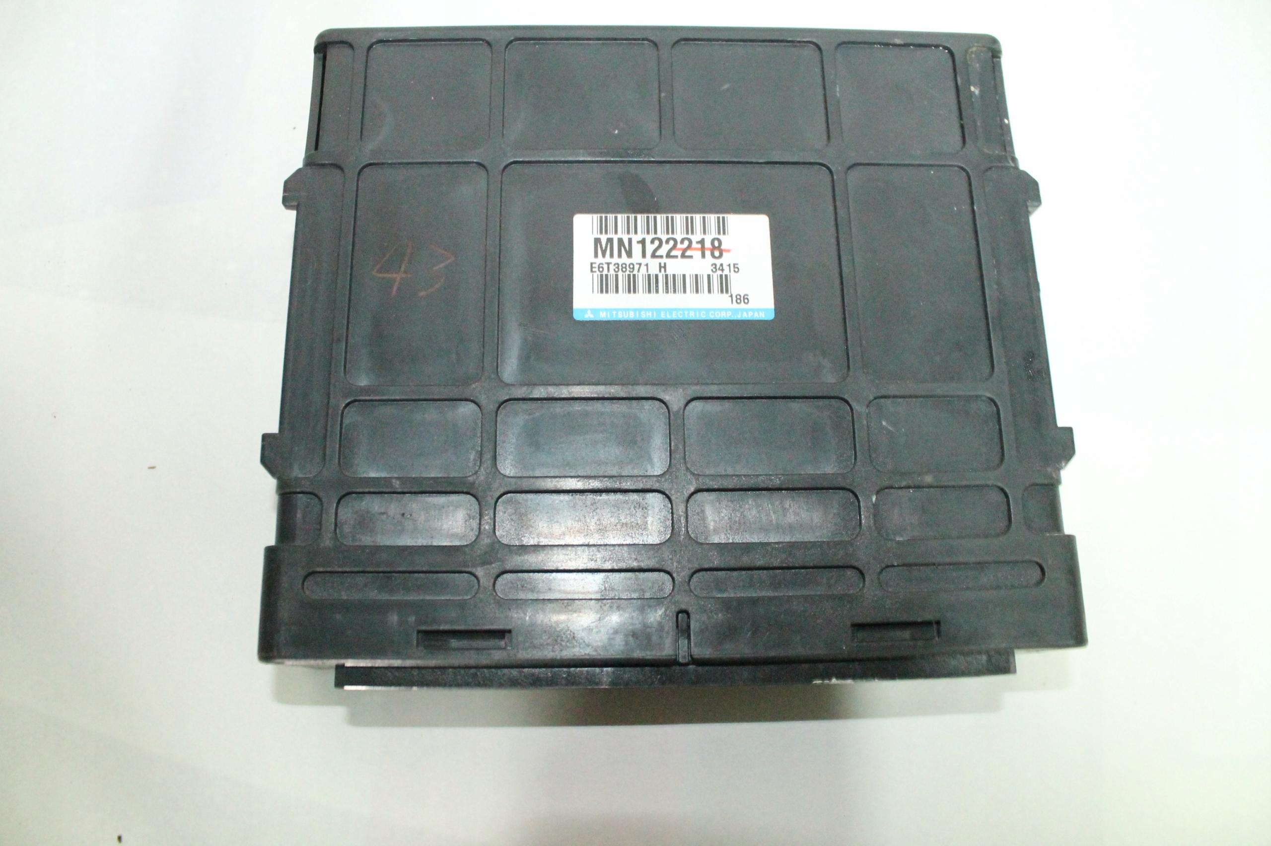 компьютер mitsubishi outlander 20 i 03-06 mn122218