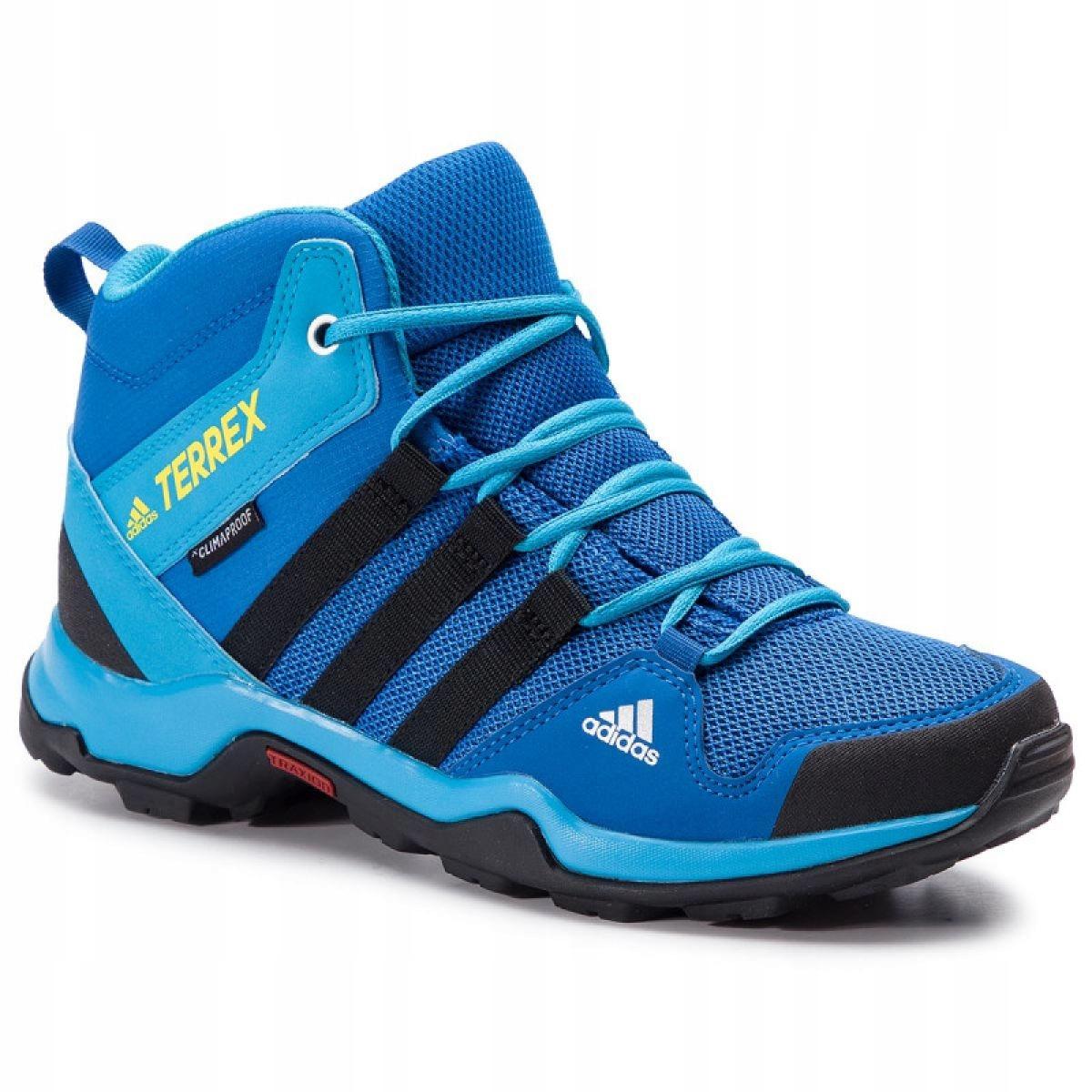 Buty trekkingowe adidas Terrex AX2R BC0673 35