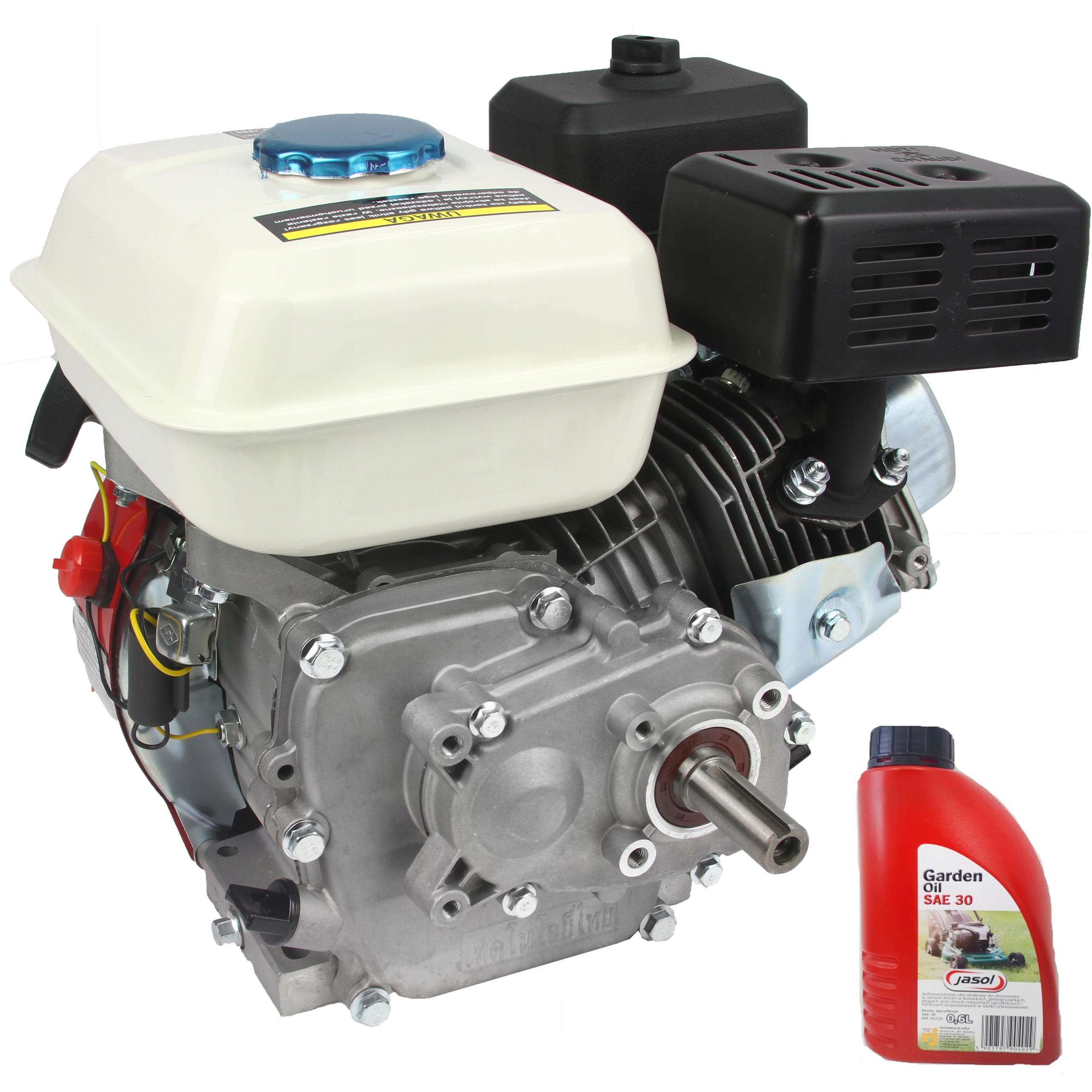 Silnik Spalinowy 1800 Obr Min Gx 160 Reduktor 1 2 9201702884 Allegro Pl