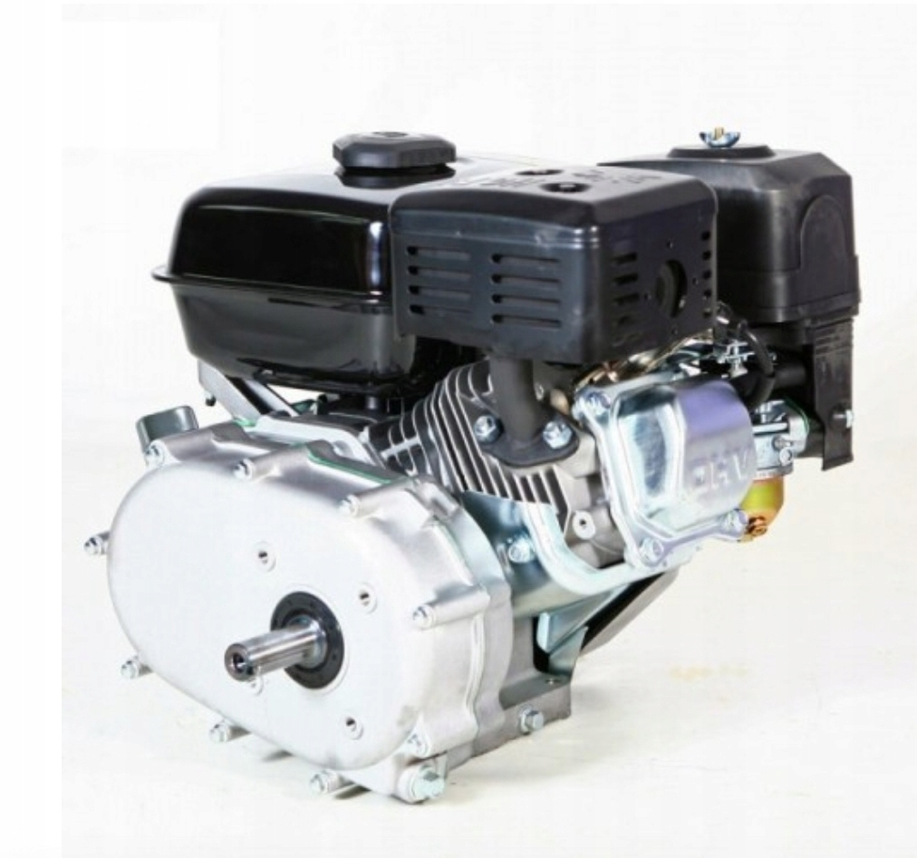 Двигатель сгорания с редуктором 6.5. След сцепления