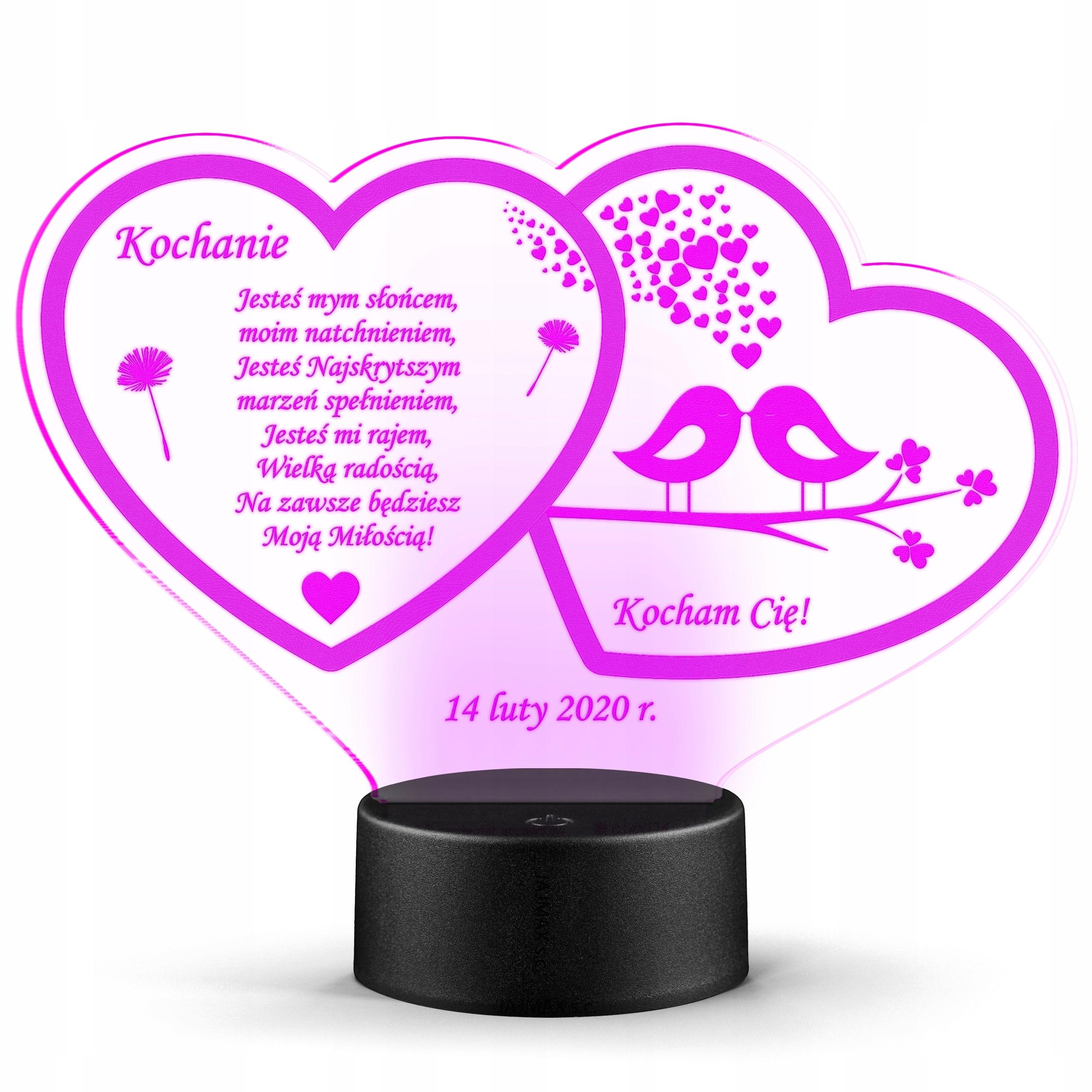 Valentína 14 LED so Soutteette pre darčekovú figúru