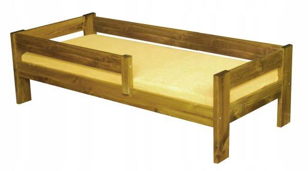 70x160 POSTEĽ matrac Kokos-Pena zásuvky DUB