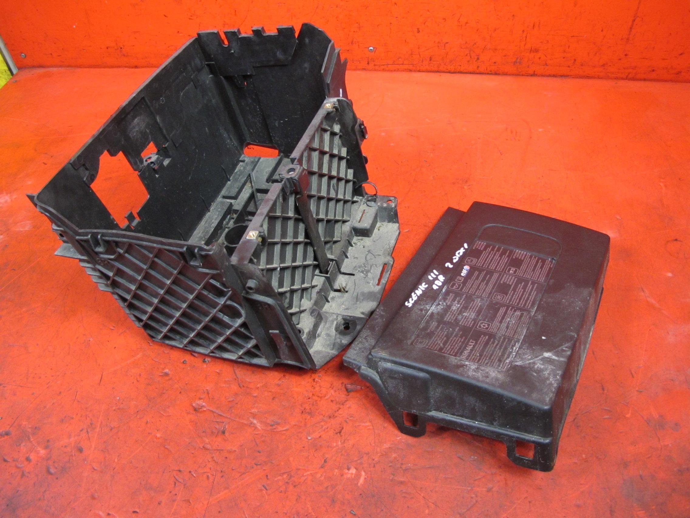 scenic iii megane iii основа корпус батареи