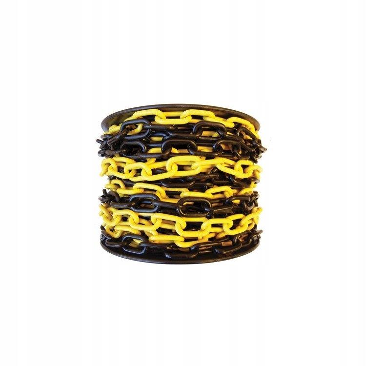 желто-черная цепь No8 - цена за 1 м