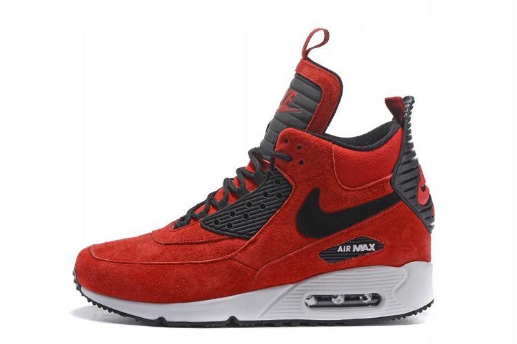 Nike Air Max 90 Winter Sneakerboot 40 46 9925817098 Allegro Pl