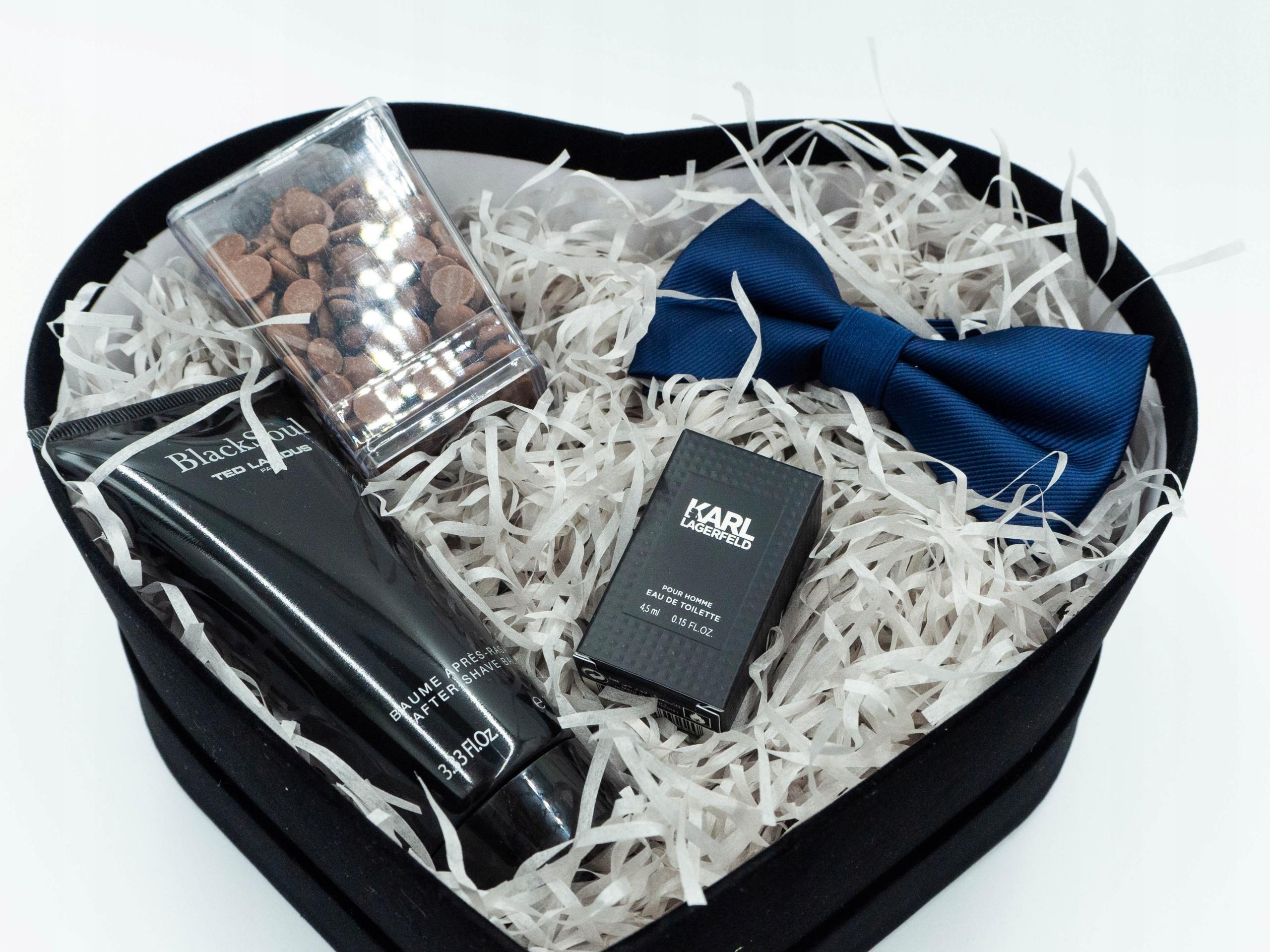 Zestaw Prezentowy Walentynki dla niego męski Rodzaj gadżetu zestaw dekoracyjny
